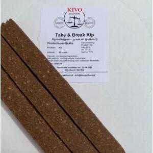 Gevogelte take and Break Kip Kivo Trimsalon Onyx